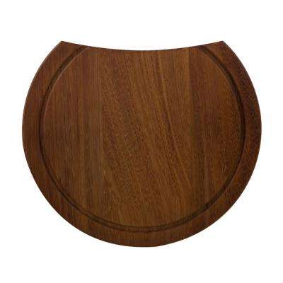 15 in. Wood Cutting Board in Brown for AB1717DI-W