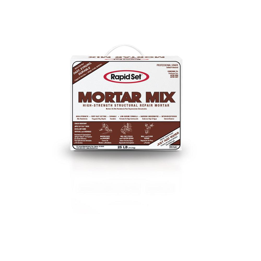 25 lb. Mortar Mix