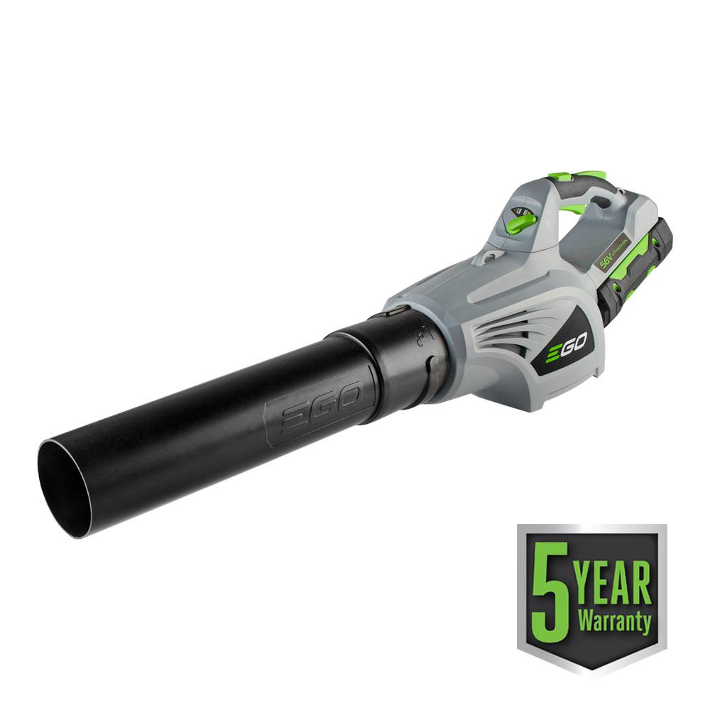 92 MPH 480 CFM 3-Speed Turbo 56-Volt Lithium-ion Cordless Handheld Leaf
