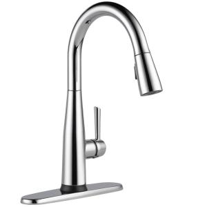 Delta Essa Single Handle Pull Down Sprayer Kitchen Faucet