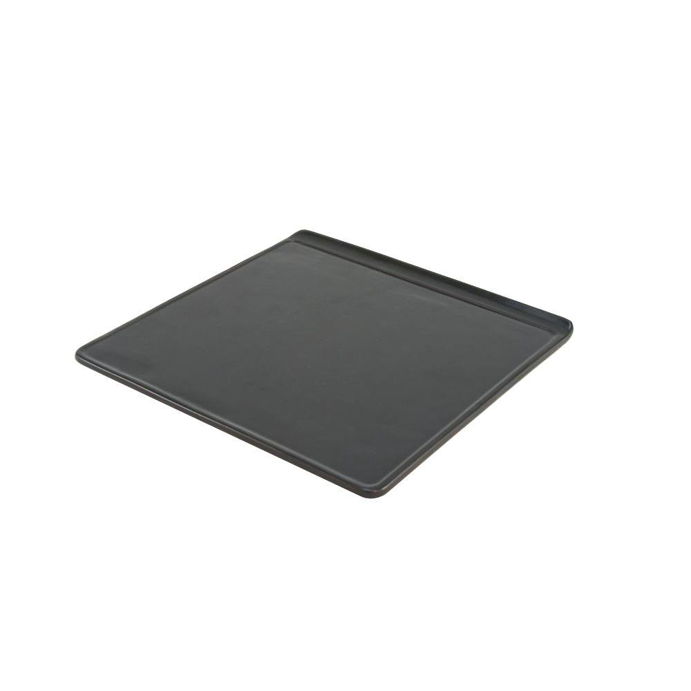 Charcoal Companion 10 5 In X 4 Flame Friendly Ceramic Griddle