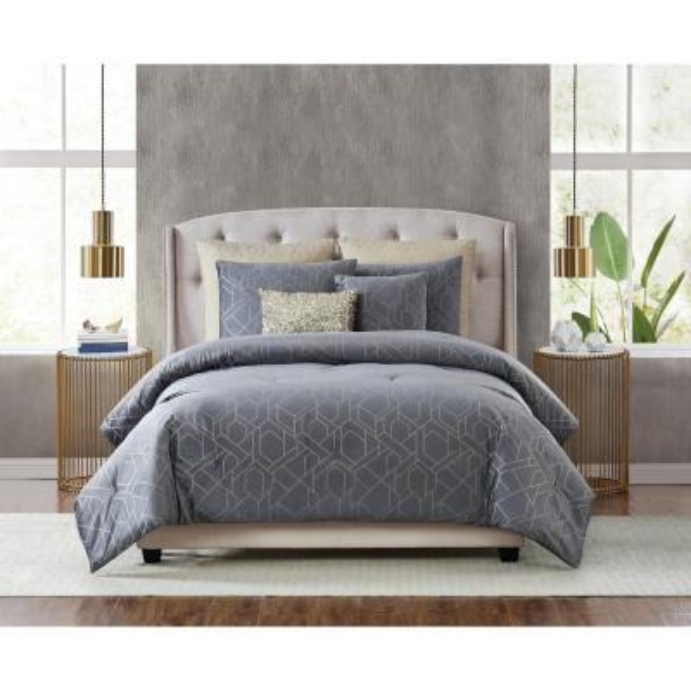 Madison 7 Piece Queen Comforter Set