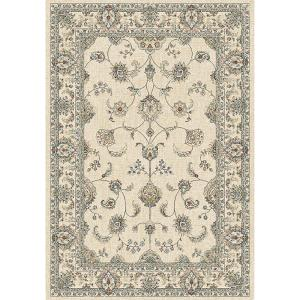 Dynamic Rugs Ancient Garden Ivory 3 ft. 11 inch x 5 ft. 7 inch Indoor Area Rug by Dynamic Rugs