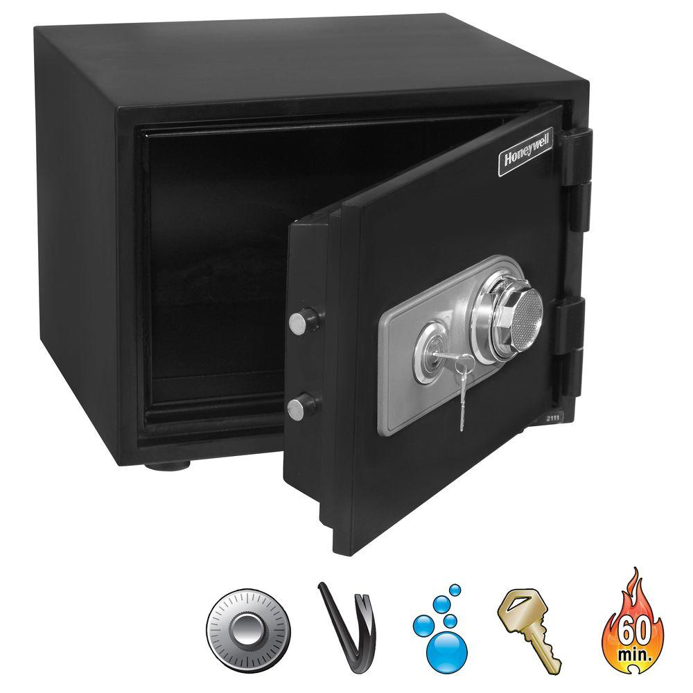 small fireproof safe honeywell 0 52 cu ft safe with combination 28418
