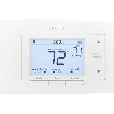Sensi Wi Fi Thermostat For Smart Home
