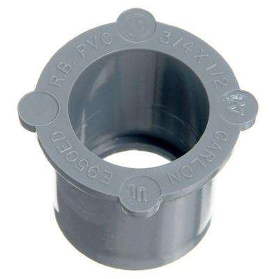 3 in. 2 in. PVC Reducer Bushing (Case of 10)