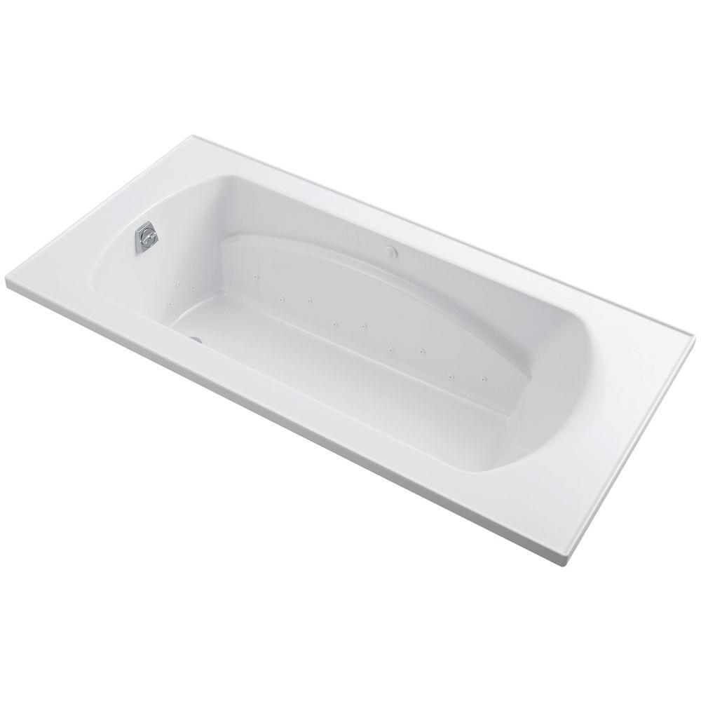 Sterling Lawson 6 Ft Air Bath Tub In White 77301100 0