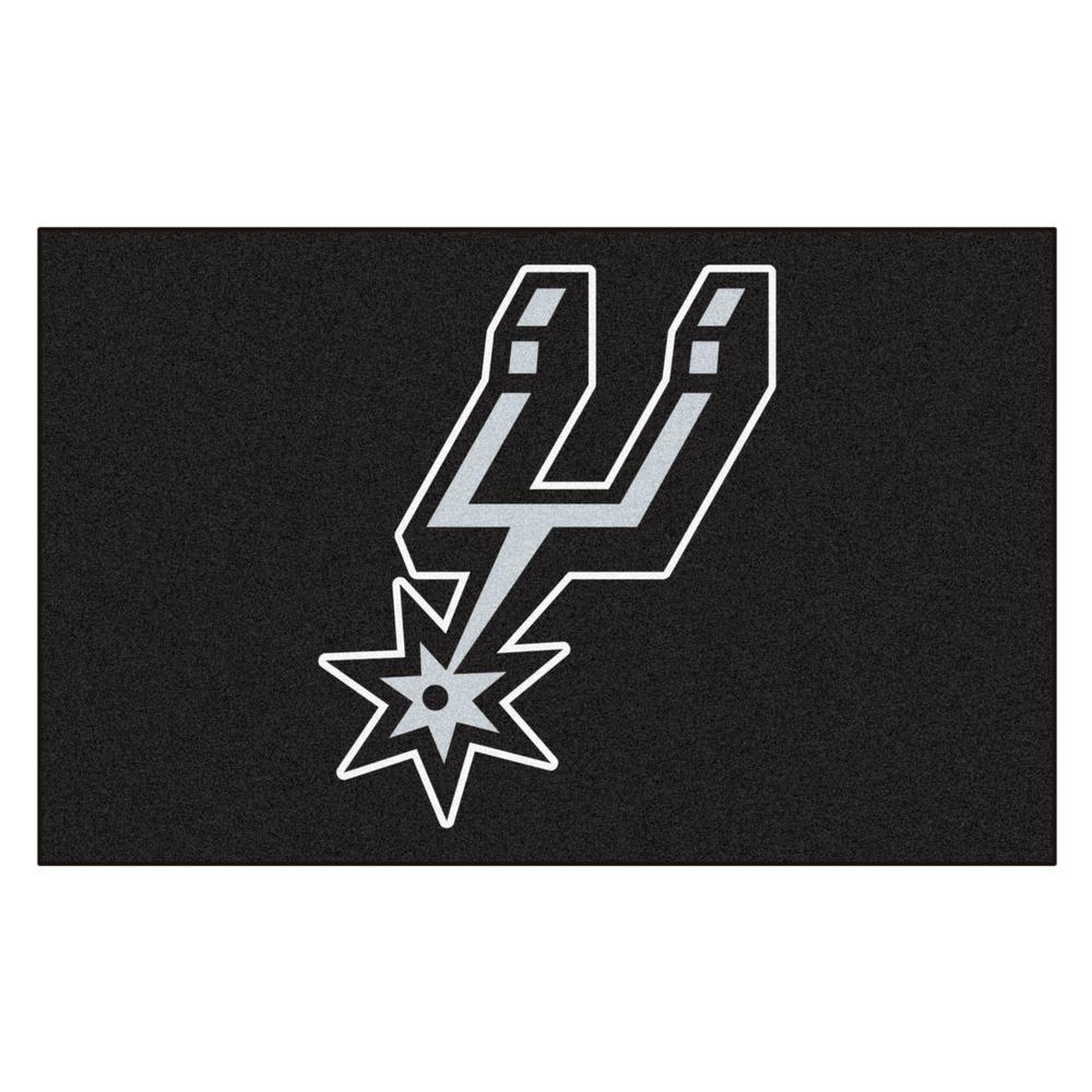 San Antonio Spurs 5 ft. x 8 ft. Ulti-Mat