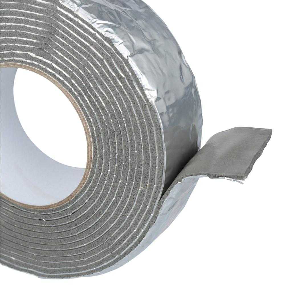 Foam And Foil Pipe Wrap Insulation