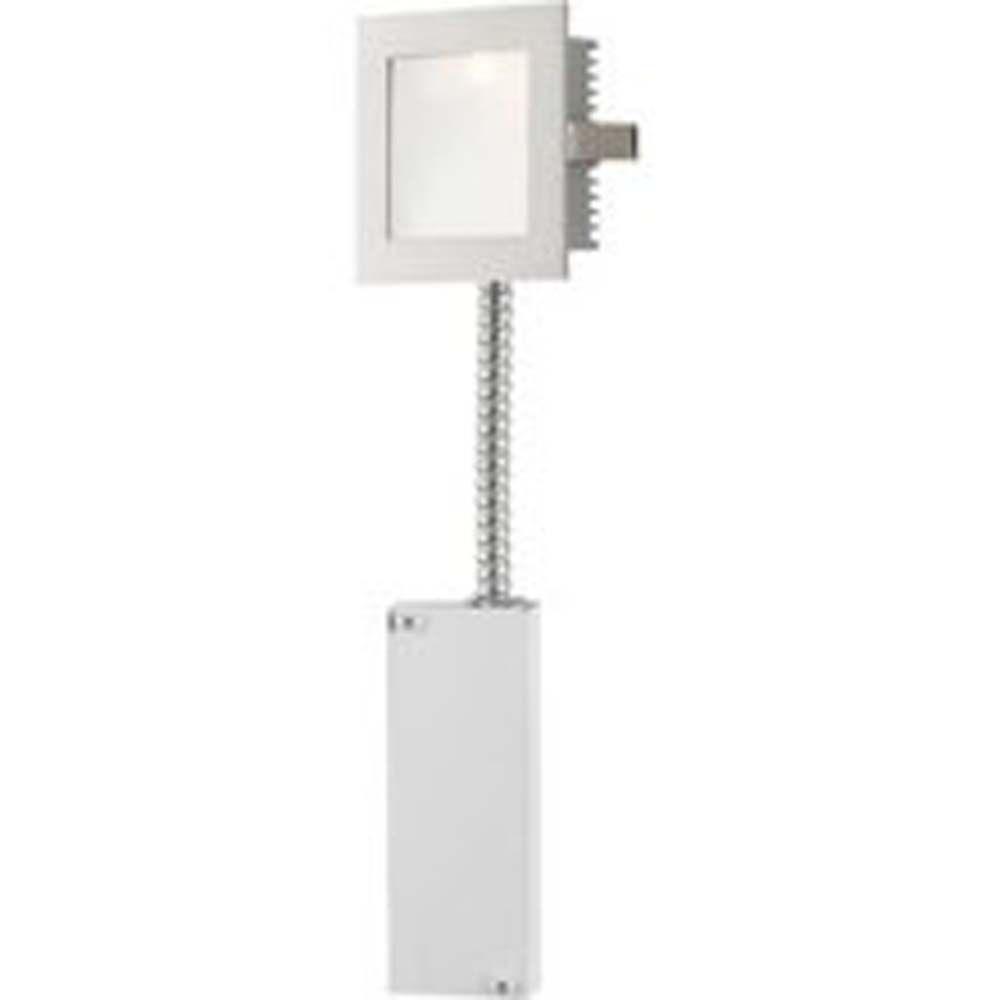 Spectra 1-Light White LED Steplight