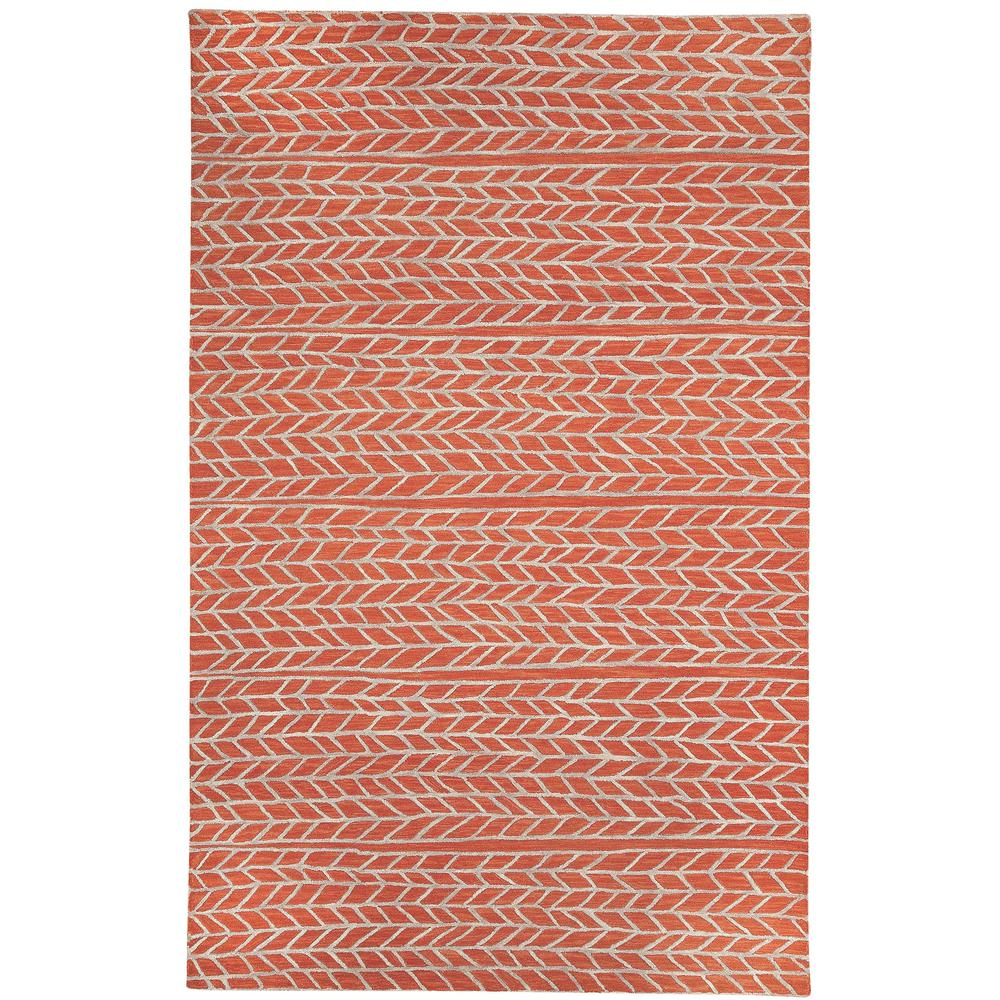 Capel Genevieve Gorder Spear Sunny Beige 3 Ft X 5 Area Rug