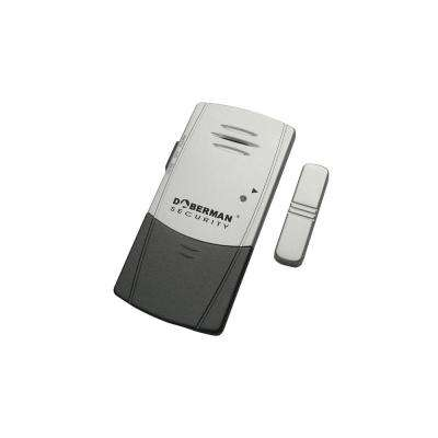 Home Door and Window Defender Alarm with Door Chime