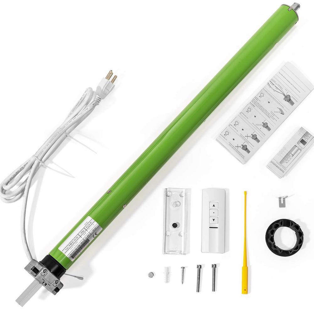 XtremepowerUS 205-Watt AC Tubular Motor Replacement with ...