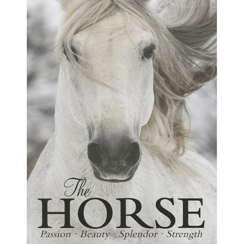null The Horse: Passion, Beauty, Splendor, Strength