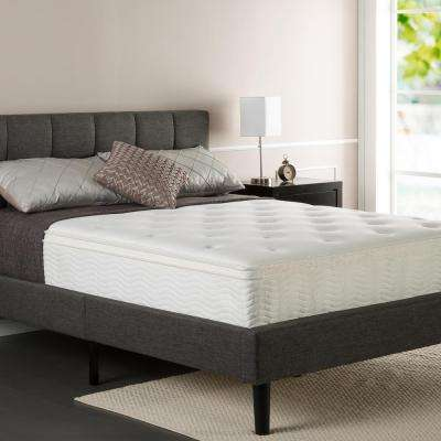 Full Firm Mattress. Mattress   Zinus   The Home Depot