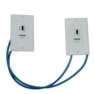 Tripp Lite HDMI Over Cat5 Wall Plate Extension Kit by Tripp Lite