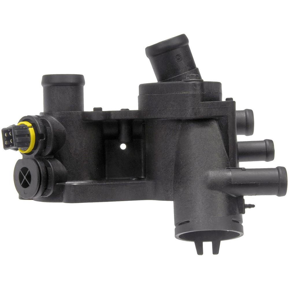 Oe Solutions Engine Coolant Thermostat Housing Assembly 902 959 The Home Depot