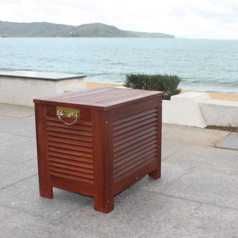 Northbeam 54 Qt Wooden Patio Cooler