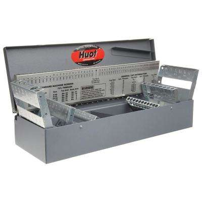 13-1/2 in. Jobber Length Combination Drill Tool Case