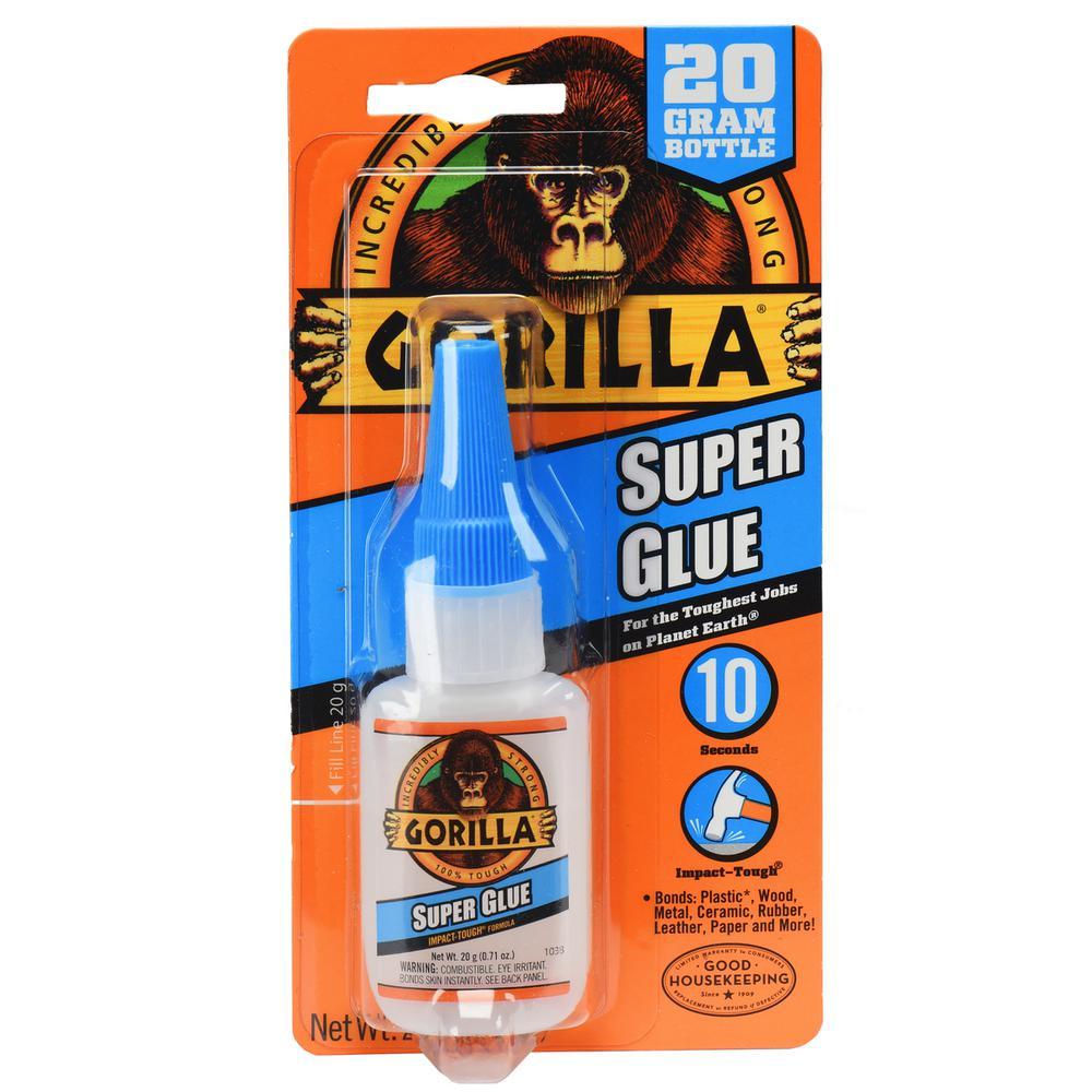 Gorilla 20 g Super Glue (12-Pack) by Gorilla