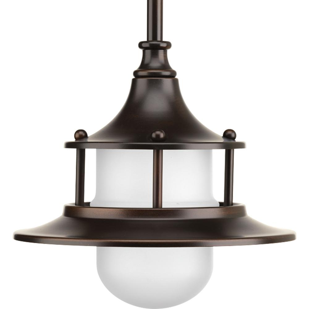 Progress Lighting Parlay Collection 9-Watt Antique Bronze