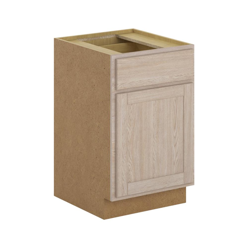 Home Depot Unfinished Kitchen Cabinets: Hampton Bay Assembled 36x34.5x24 In. Easthaven Base