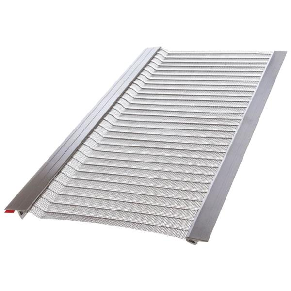 Reviews For Gutter Guard By Gutterglove 4 Ft L X 5 In W Stainless Steel Micro Mesh Gutter Guard 10 Pack Thd40 The Home Depot