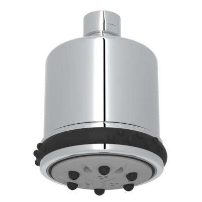 Bossini 5-Spray 3 in. Fixed Showerhead in Polished Chrome