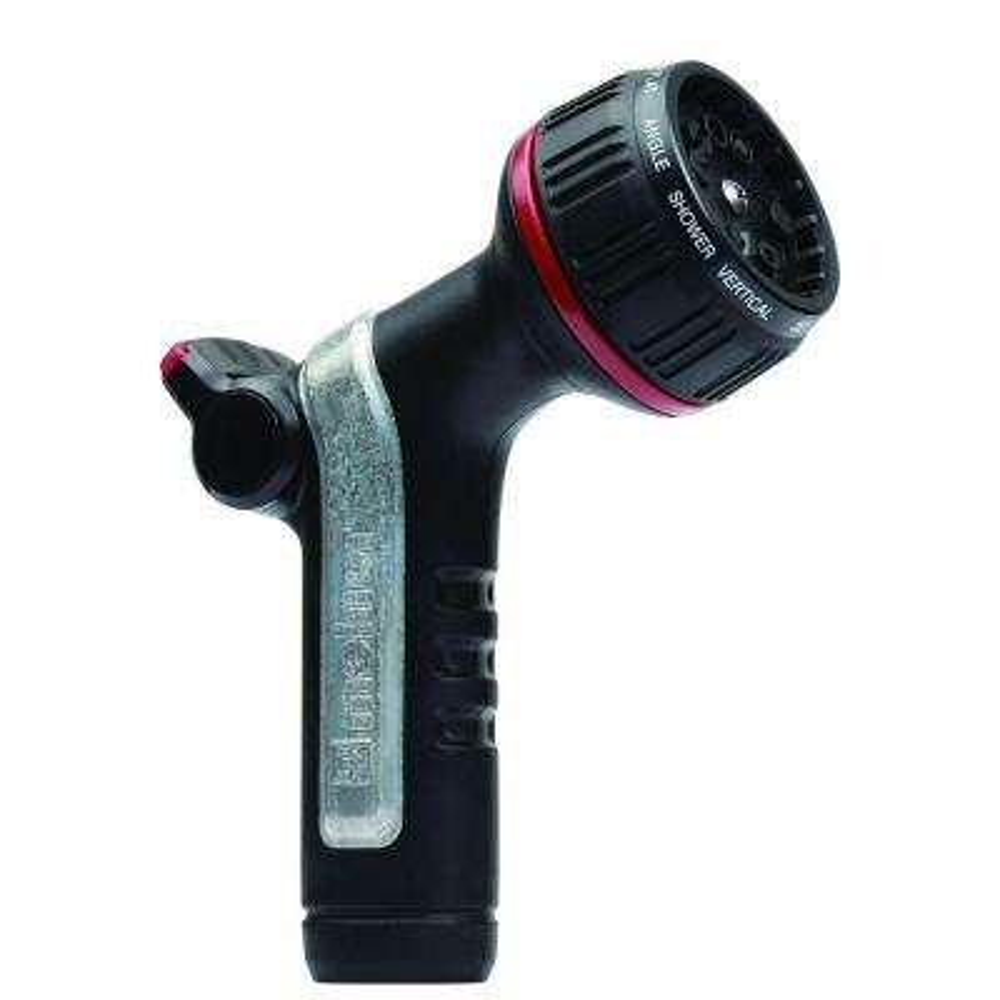 Heavy Duty Thumb Control 10-Pattern Nozzle