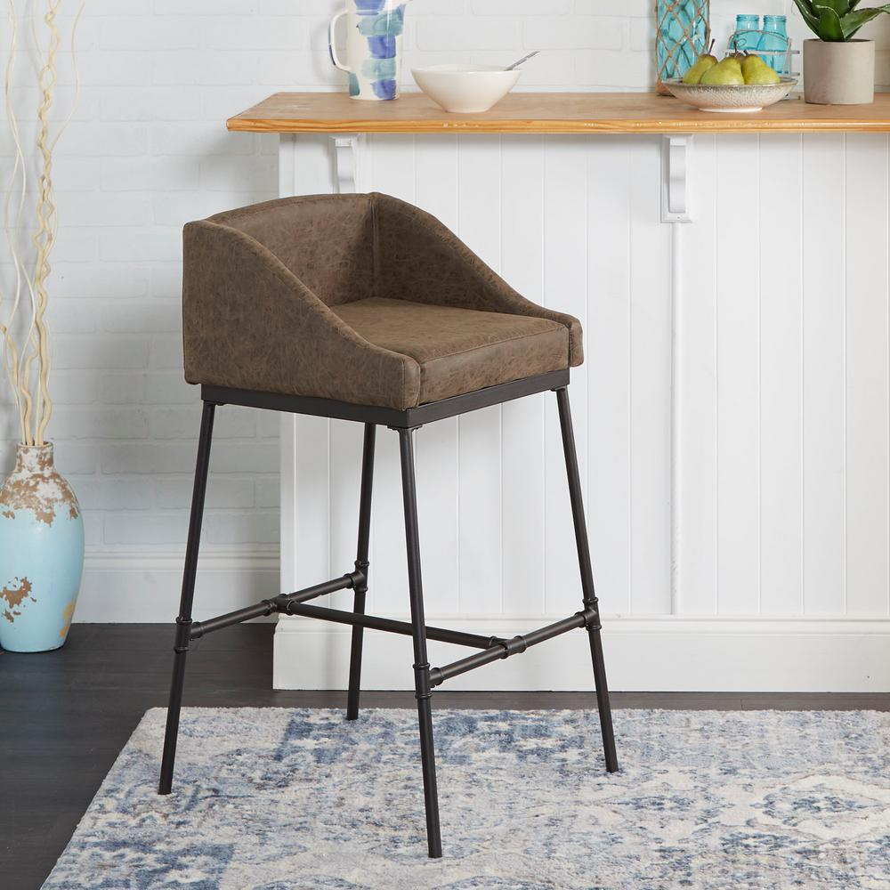 Silverwood Furniture Reimagined Renzo 29 In Brown And