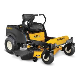 Cub Cadet RZT L 50 inch 23 HP Kohler V-Twin Dual-Hydro Zero Turn Riding Mower with Lap Bar Control by Cub Cadet