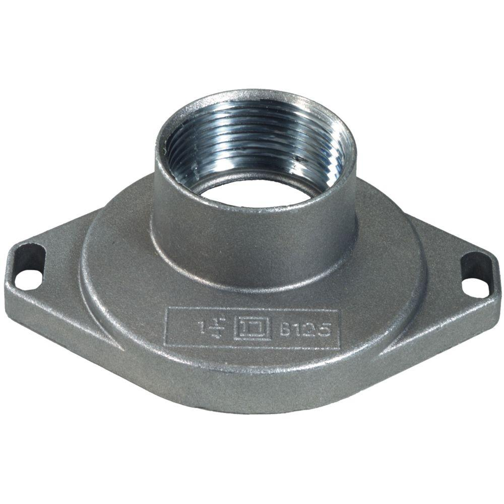 Square D 1-1/4 in. Bolt-On Hub for Square D Devices with B Openings