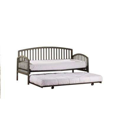 Carolina Stone Daybed with Suspension Deck and Trundle Included
