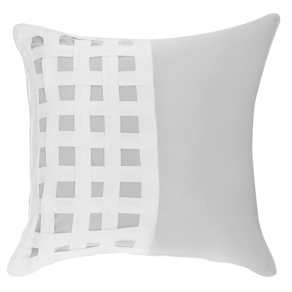 American Colors Basketweave Pillow