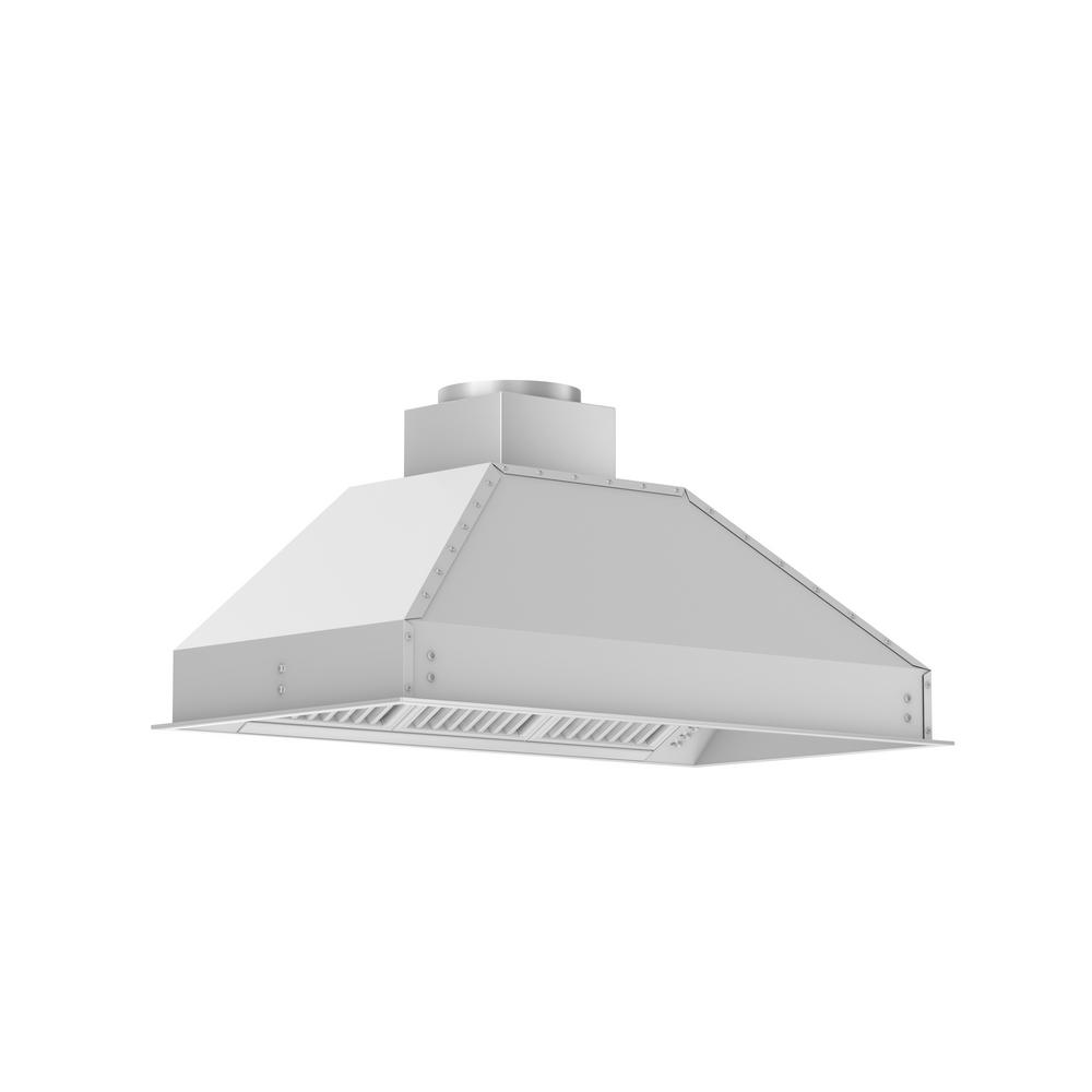 Zline Kitchen And Bath Zline 40 In. 1200 Cfm Outdoor Range Hood Insert In Stainless Steel