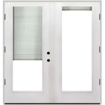 Beautiful Premium Prehung Fiberglass Patio Door