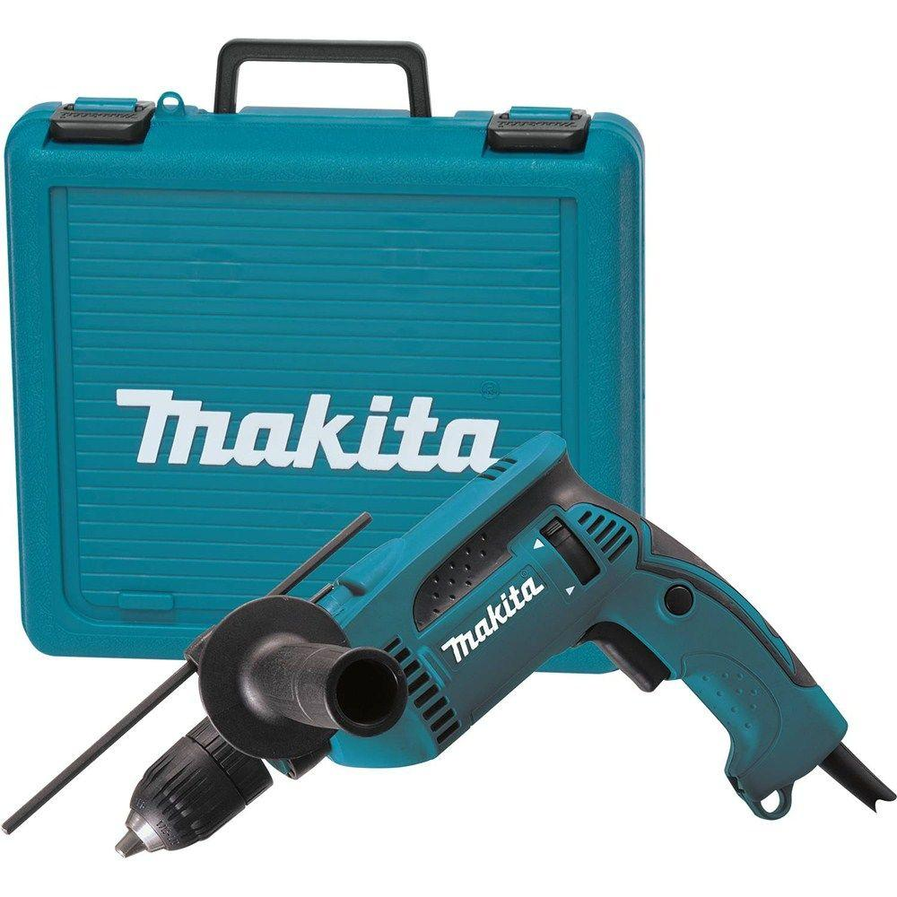 Makita 6 Amp 5/8 in. Hammer Drill with Case