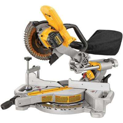 20-Volt Max Lithium-Ion Cordless Miter Saw (Tool-Only)