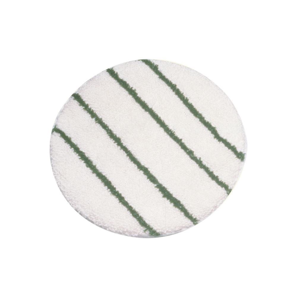 21 in. Low Profile Scrub Strip Bonnet