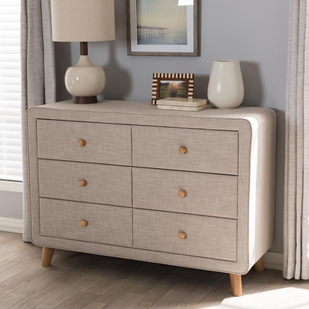 Beige - Dressers & Chests - Bedroom Furniture - The Home Depot