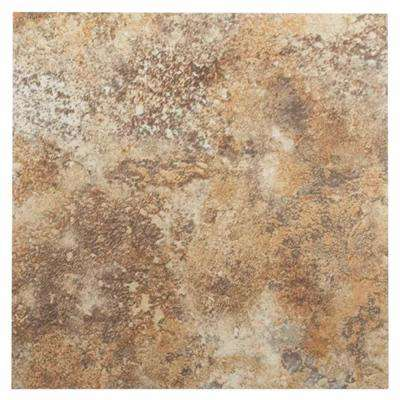 Nexus Natural 12 in. x 12 in. Peel and Stick Granite Vinyl Tile (20 sq. ft./case)