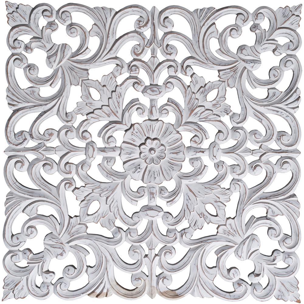Artistic Weavers Stera 35 In. X 35 In. Metal Wall Art