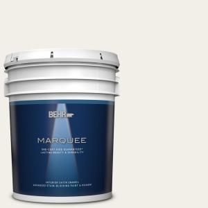 Behr Marquee 5 Gal T12 17 Violet Water Satin Enamel Interior Paint And Primer In One 745005 The Home Depot