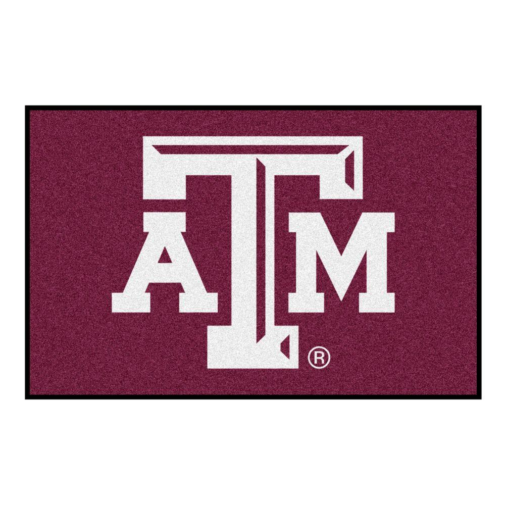 FANMATS Texas A&M University 1 ft. 7 in. x 2 ft. 6 in. Accent Rug