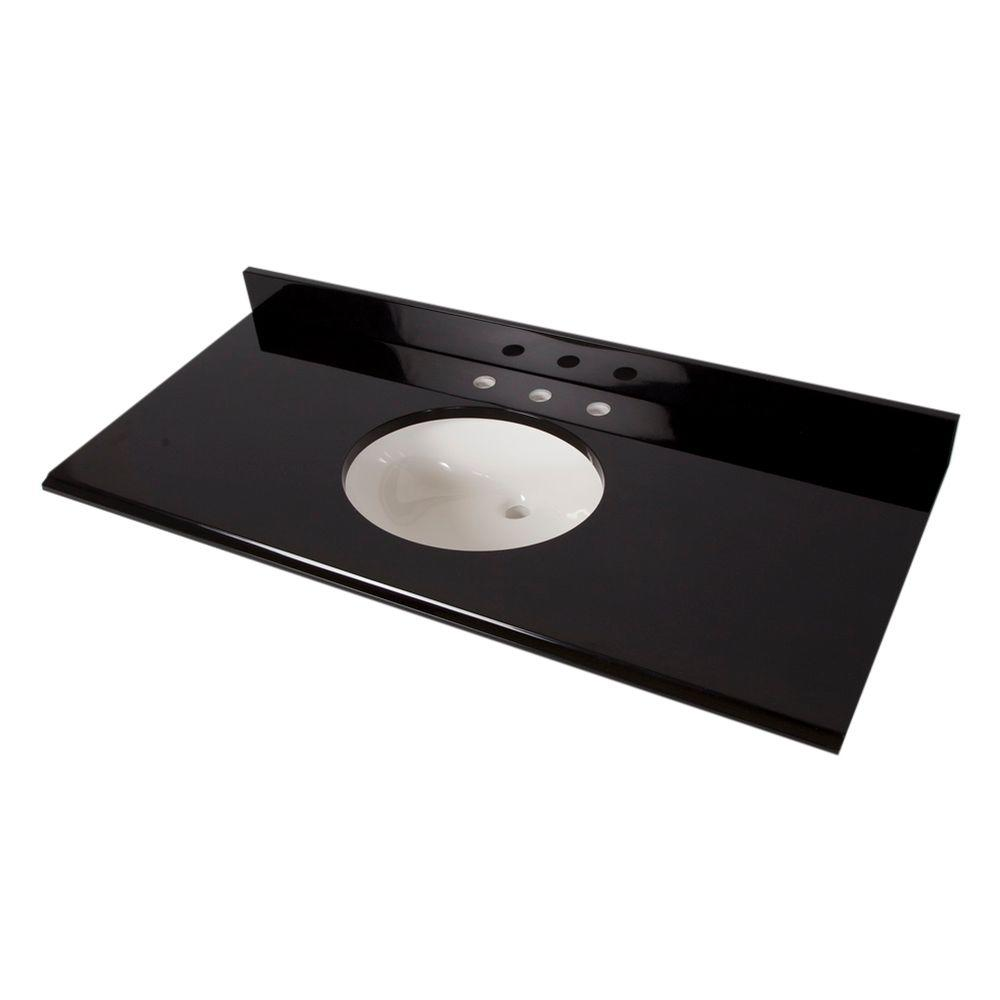 49 in. W x 22 in. D Colorpoint Vanity Top in
