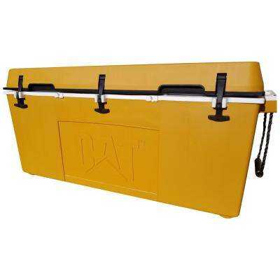 88 Qt. Caterpillar Cooler in Machine Yellow