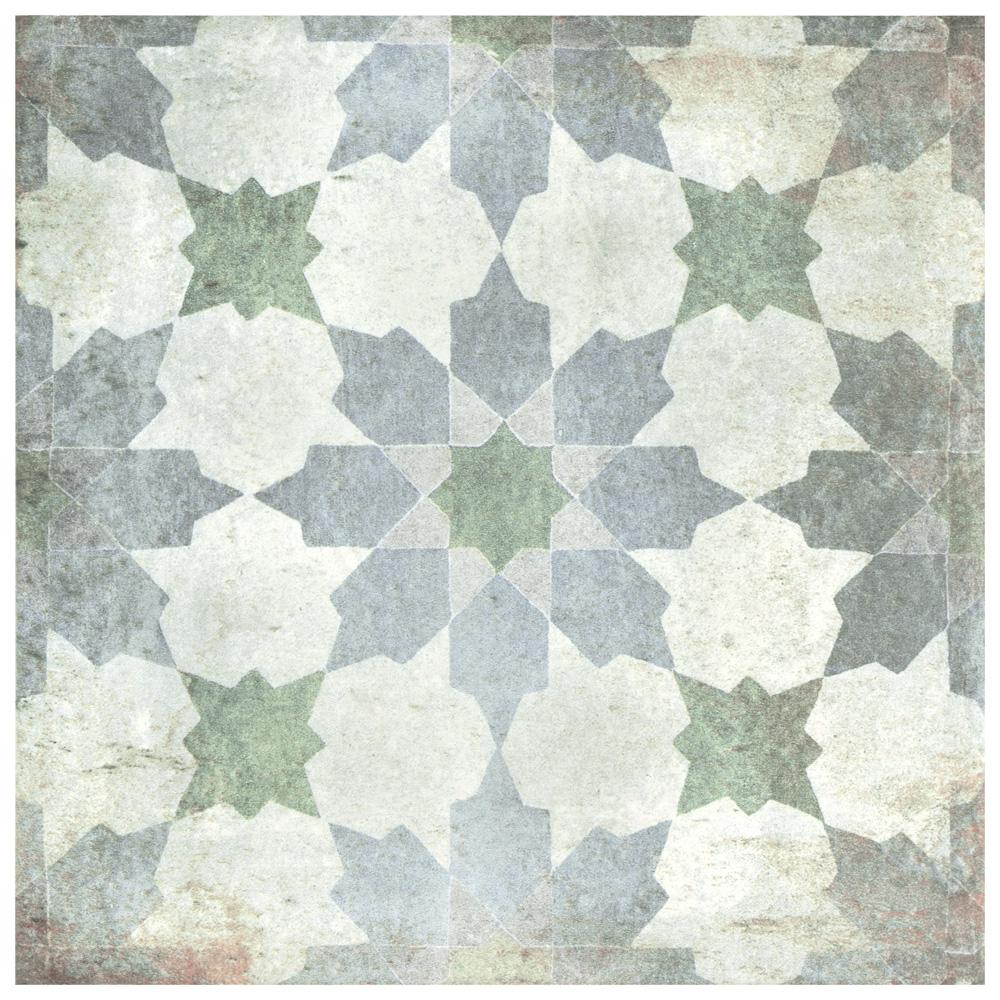 Merola Tile D Anticatto Decor Varenna 8 3 4 In X