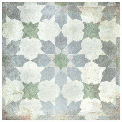 D'Anticatto Decor Varenna 8-3/4 in. x 8-3/4 in. Porcelain Floor and Wall Tile (11.25 sq. ft. / case)