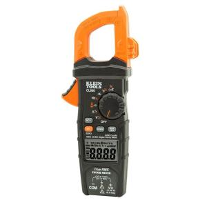 Klein Tools 600 Amp AC/DC True RMS Auto-Ranging Digital Clamp Meter by Klein Tools