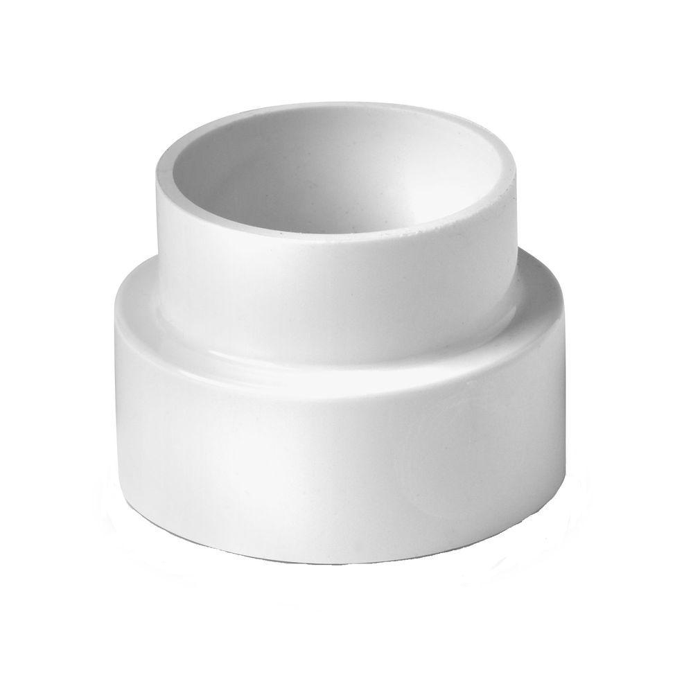Everbilt 1-1/2 in. PVC Solvent Weld Adapter